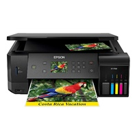 EPSON EXPRESSION PREMIUM ET-7700 ECOTANK 5 COLOUR INTEGRATED INK MF PRINTER
