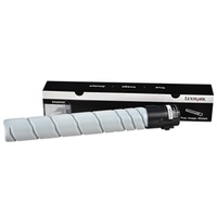 LEXMARK MX910 SERIES BLACK HIGH YIELD TONER CARTRIDGE